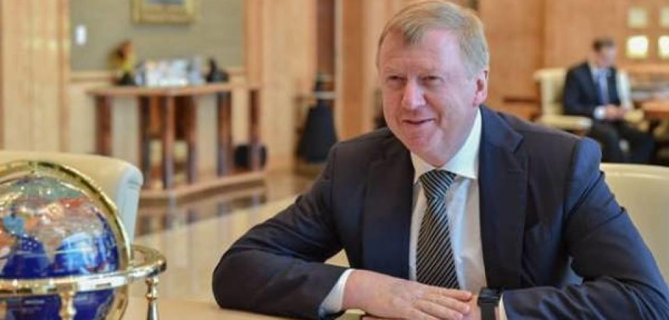Счетная палата: Чубайс компенсировал 3,3 млн руб. на корпоратив «Роснано»