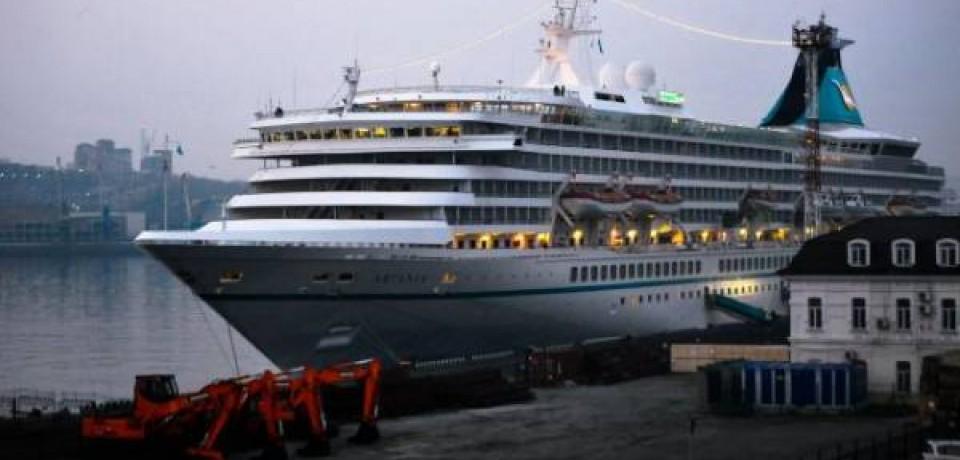 В России впервые за 60 лет заложат круизный лайнер