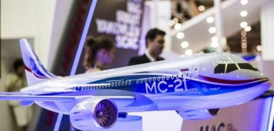 В Иркутске представлен новый пассажирский самолет