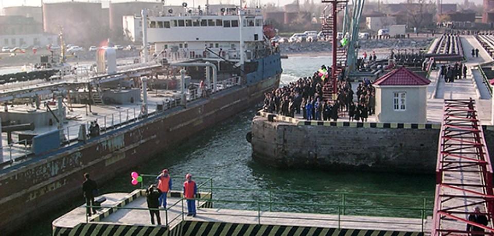 «Транснефть» пожаловалась на криминальную обстановку в порту Махачкалы