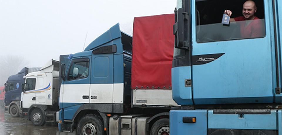 «Торговая агрессия»: какзапреты натранзит отразятся наРоссии иУкраине
