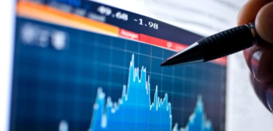 Индекс РТС обновил рекорд за год