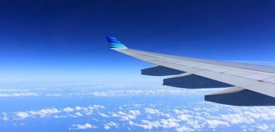 Японский ближнемагистральный лайнер MRJ начал первый тестовый перелет в США