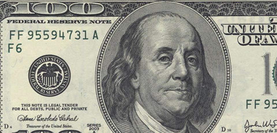 Долларовый индекс поднялся на максимум с 2002 года