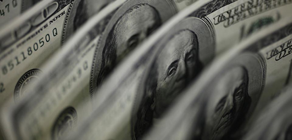 Минфин раскрыл объем закупки валюты в феврале