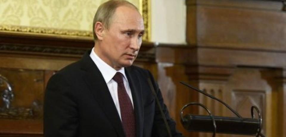 Путин рассказал о поддержке государством банковского сектора в 2015-2016 годах