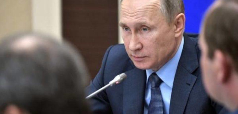Путин: порты РФ должны создать конкурентоспособные условия