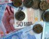 Курс евро опустился ниже 68 рублей