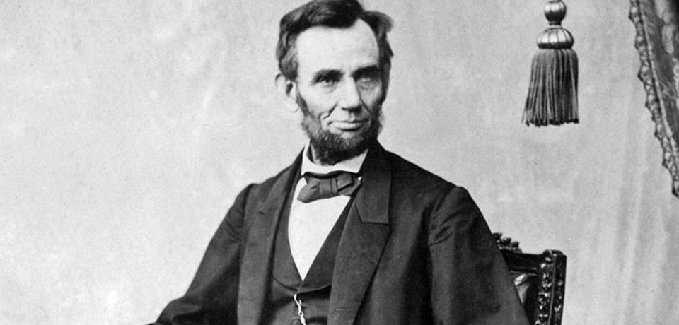 Биография: Абрахам Линкольн (том 1)
