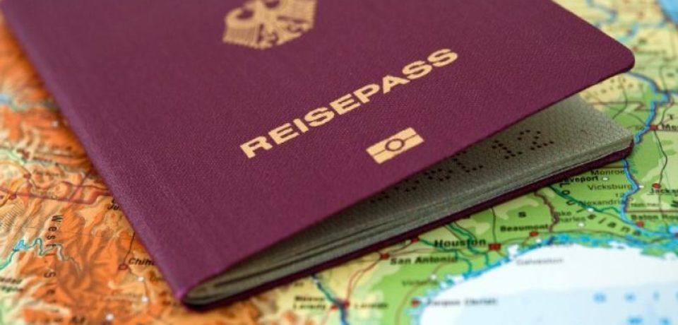 Небольшая история паспорта