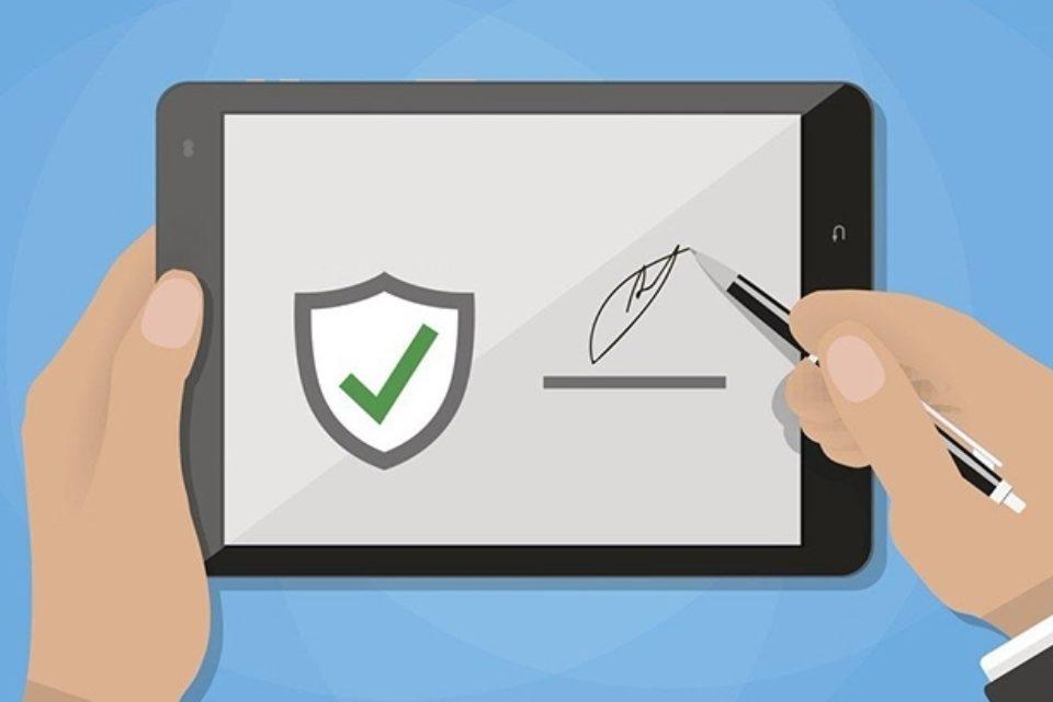 Электронная подпись для  индивидуальных предпринимателей.