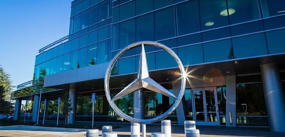 Избавление от мочевины AdBlue на грузовой технике Mercedes-Benz